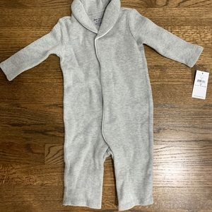 Grey Ralph Lauren one piece outfit